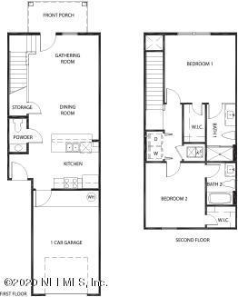 86520 MAINLINE, YULEE, FLORIDA 32097, 2 Bedrooms Bedrooms, ,2 BathroomsBathrooms,Residential,For sale,MAINLINE,1082195