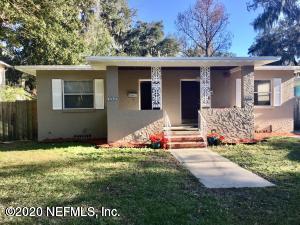 3562 Boone Park, JACKSONVILLE, FLORIDA 32205, 2 Bedrooms Bedrooms, ,1 BathroomBathrooms,Rental,For Rent,Boone Park,1082279