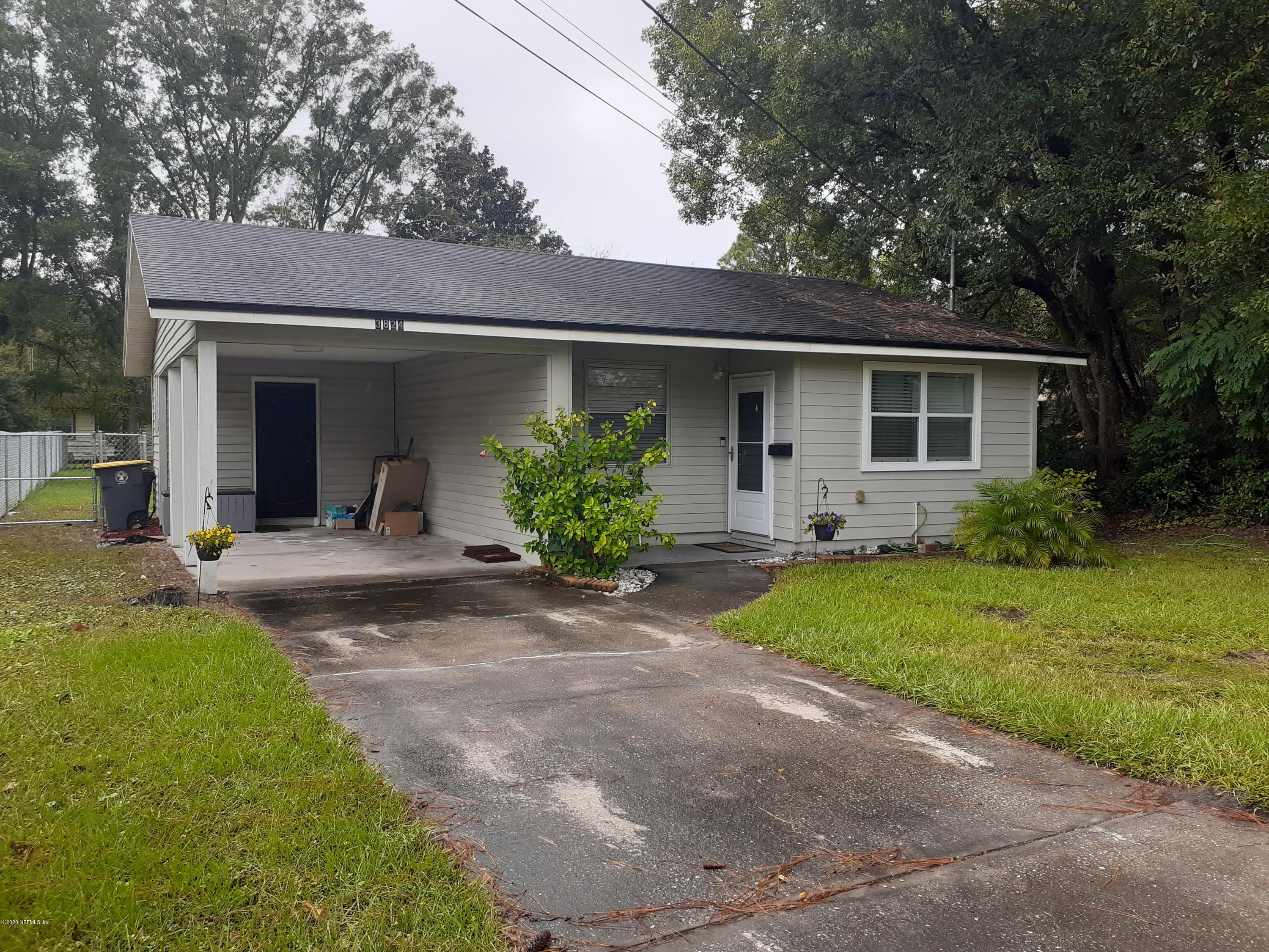 3824 ALMEDA, JACKSONVILLE, FLORIDA 32209, 3 Bedrooms Bedrooms, ,2 BathroomsBathrooms,Residential,For sale,ALMEDA,1082150