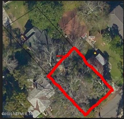2823 OLGA, JACKSONVILLE, FLORIDA 32205, ,Vacant land,For sale,OLGA,1082399