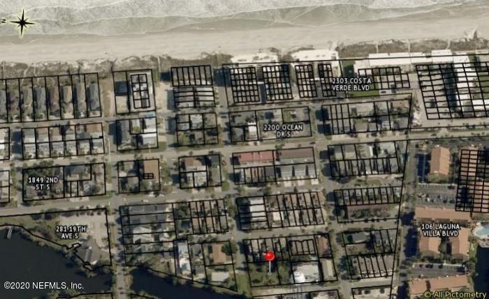 0 GORDON, JACKSONVILLE BEACH, FLORIDA 32250, ,Vacant land,For sale,GORDON,1082496