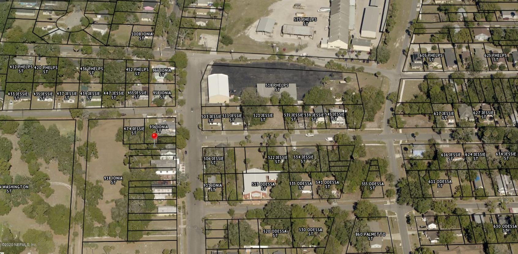 0 IONIA, JACKSONVILLE, FLORIDA 32206, ,Vacant land,For sale,IONIA,1082736