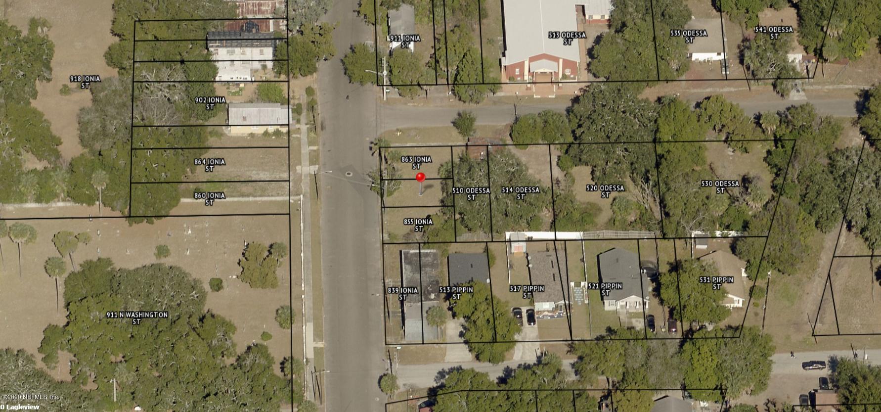0 IONIA, JACKSONVILLE, FLORIDA 32206, ,Vacant land,For sale,IONIA,1082744