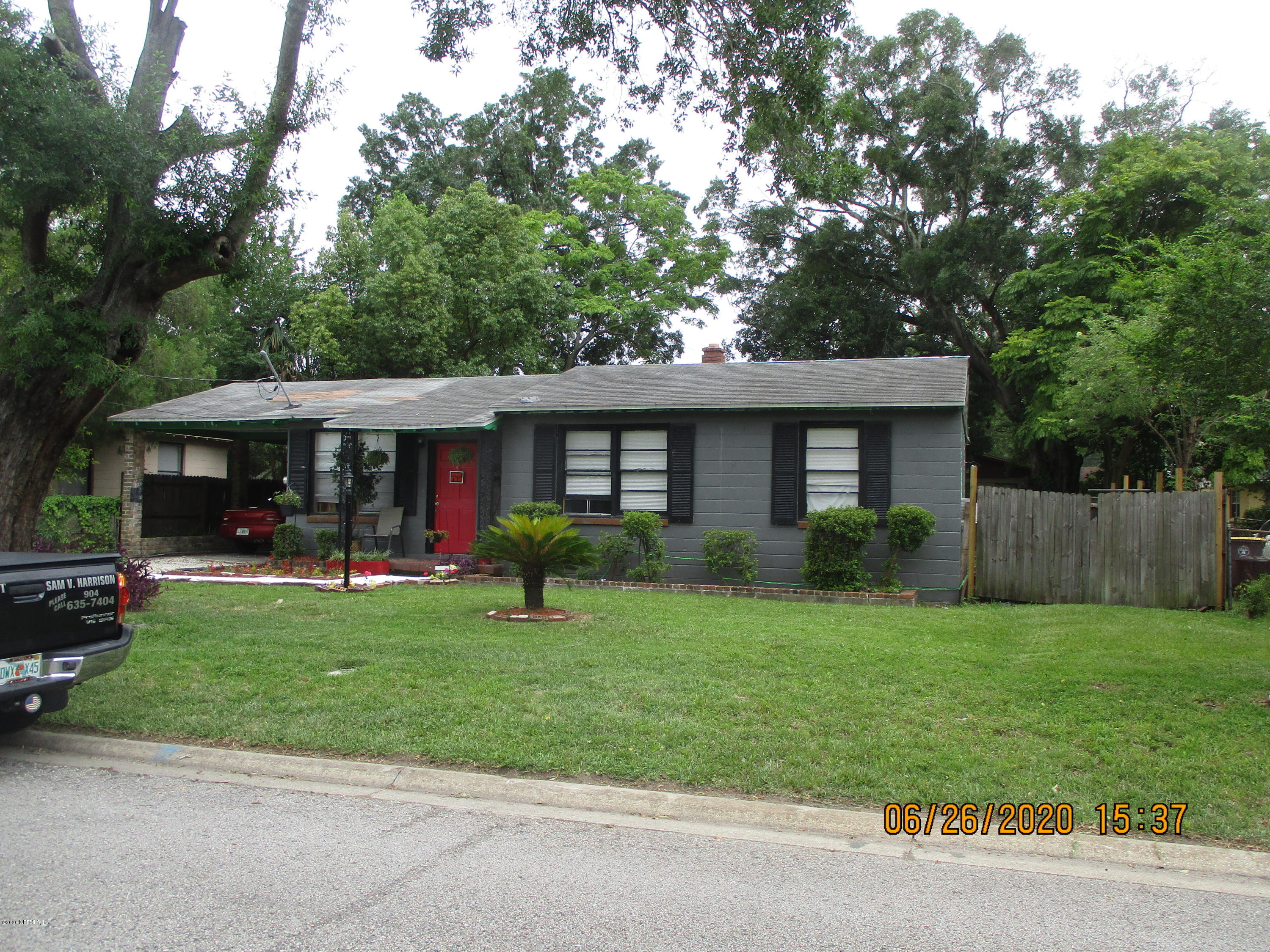2154 16TH, JACKSONVILLE, FLORIDA 32209, 3 Bedrooms Bedrooms, ,1 BathroomBathrooms,Rental,For Rent,16TH,1082747
