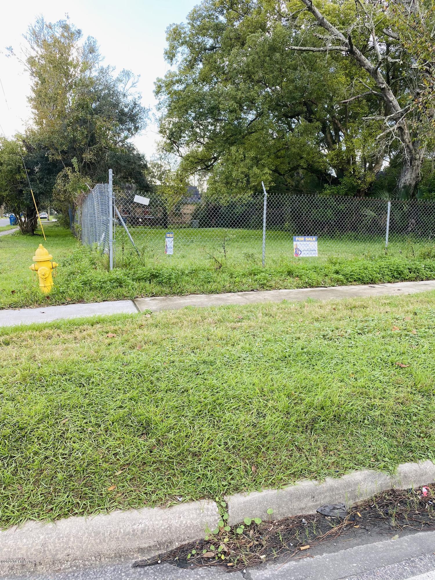1811 VOORHIES, JACKSONVILLE, FLORIDA 32209, ,Vacant land,For sale,VOORHIES,1081822