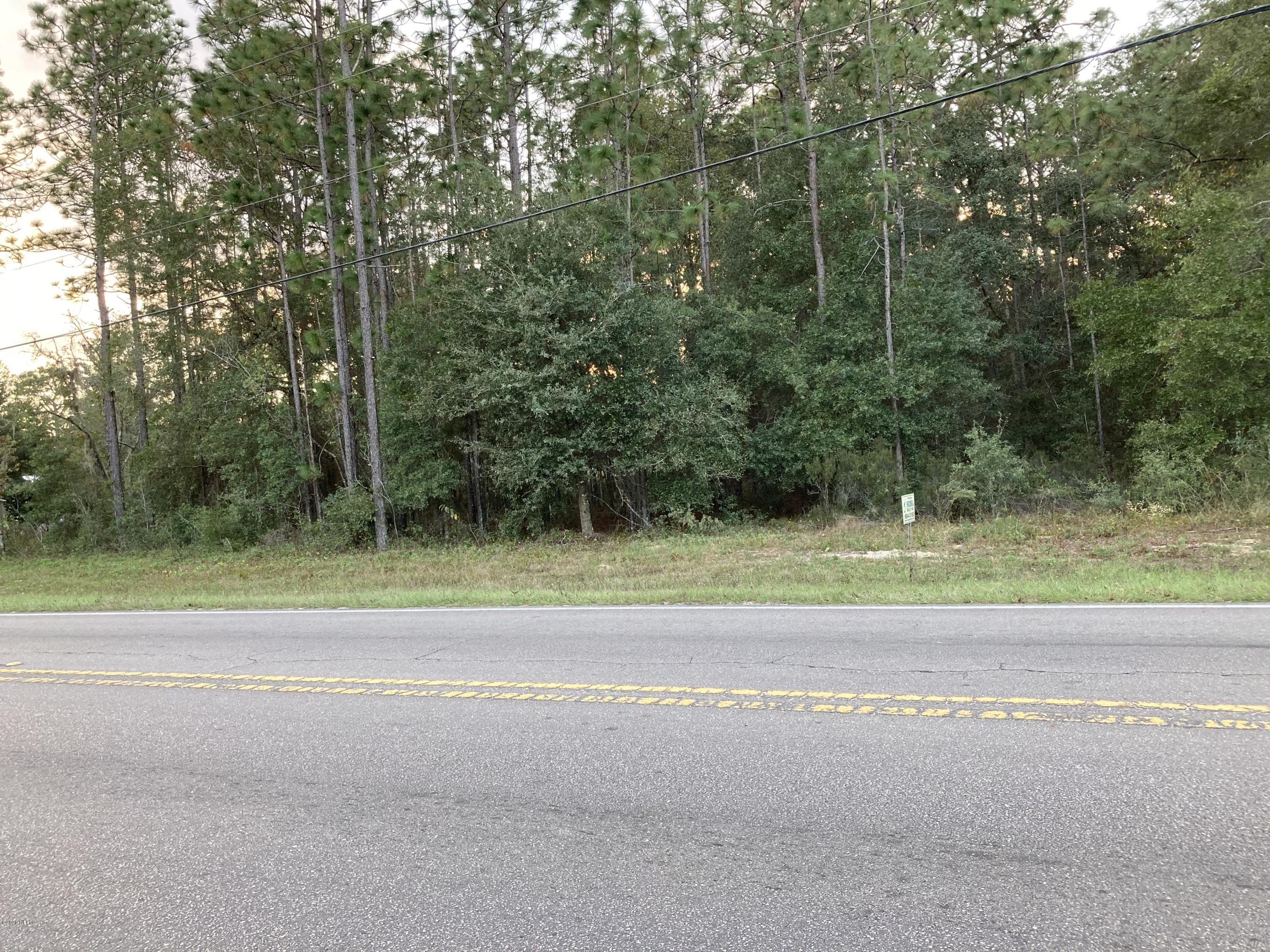 201 COUNTY RD 315, INTERLACHEN, FLORIDA 32148, ,Vacant land,For sale,COUNTY RD 315,1082897