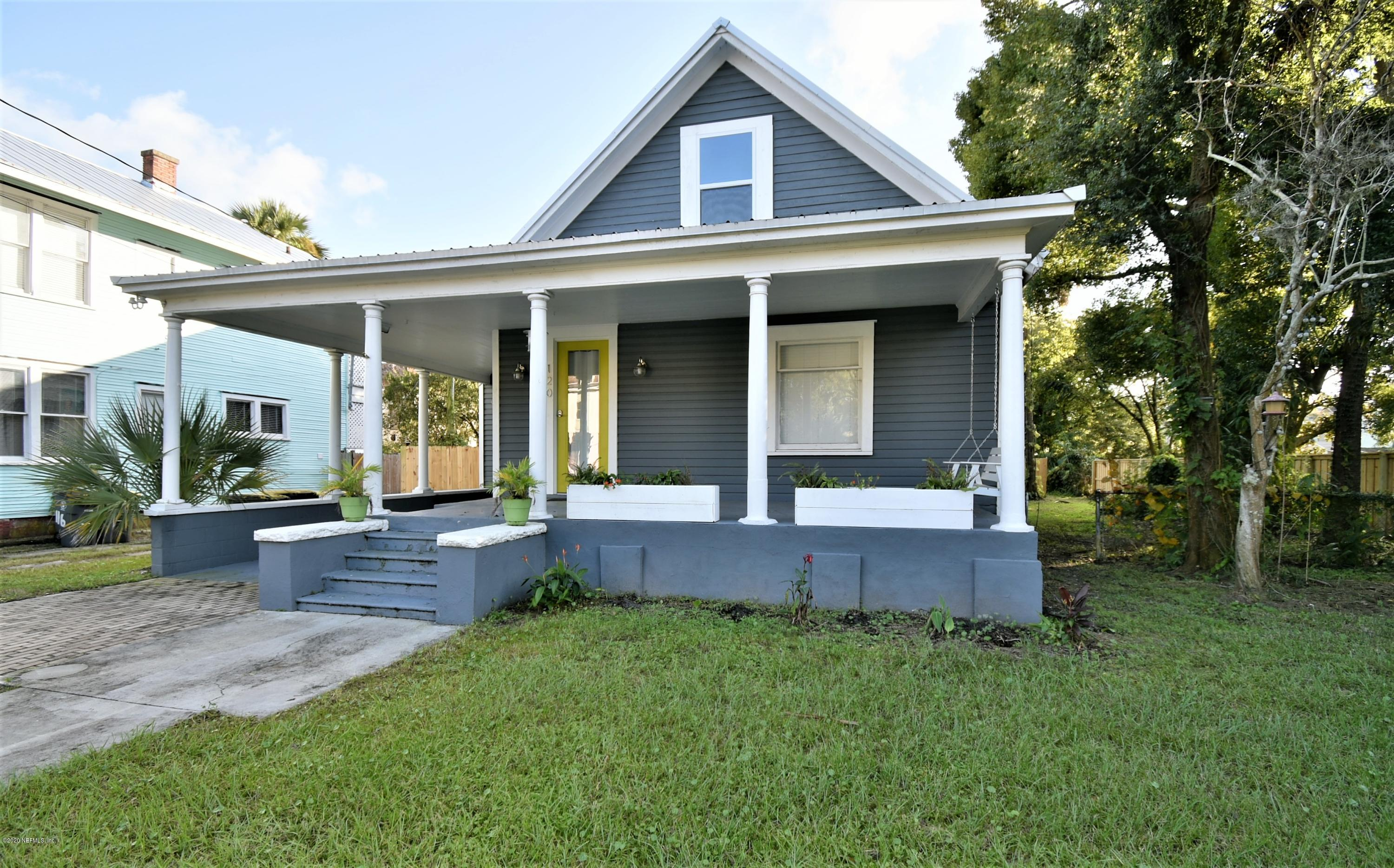 120 7TH, JACKSONVILLE, FLORIDA 32206, 2 Bedrooms Bedrooms, ,2 BathroomsBathrooms,Rental,For Rent,7TH,1082945