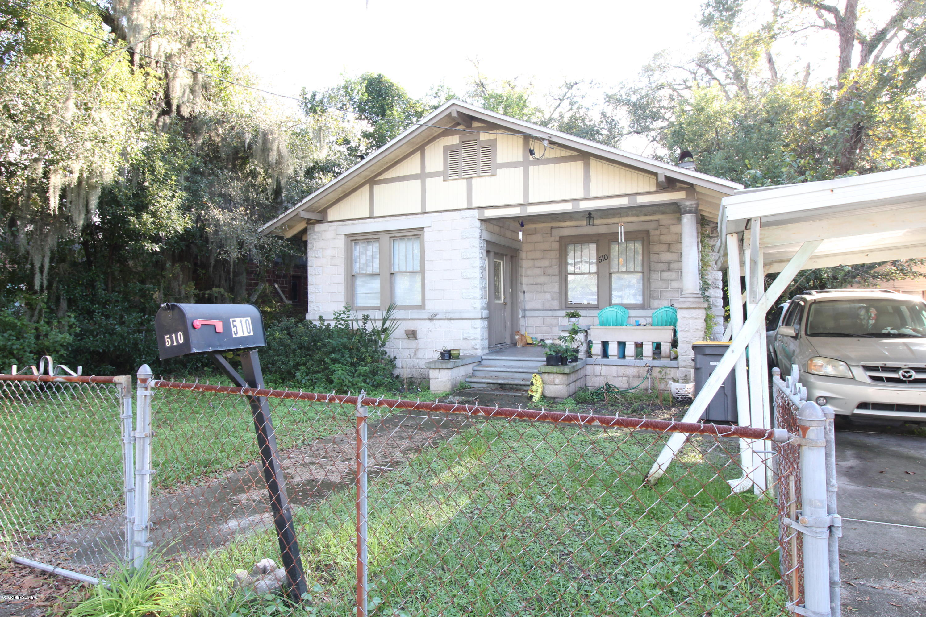 510 WOODBINE, JACKSONVILLE, FLORIDA 32206, 3 Bedrooms Bedrooms, ,1 BathroomBathrooms,Residential,For sale,WOODBINE,1083058