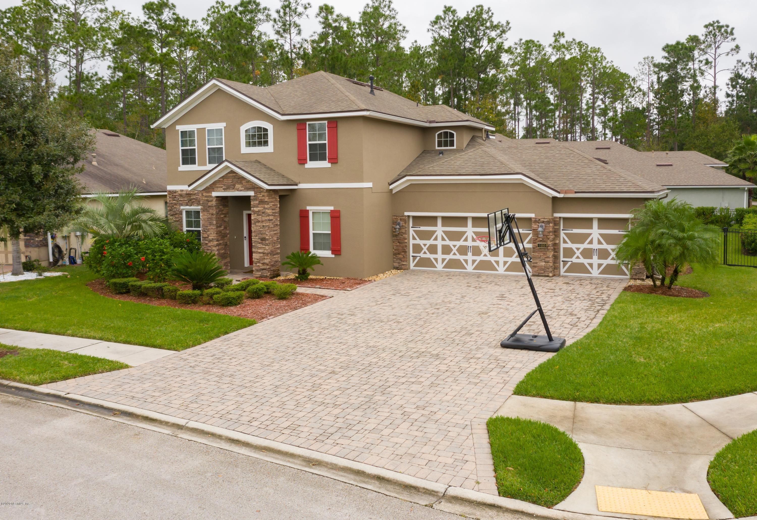 100 MOSELLE, ST JOHNS, FLORIDA 32259, 5 Bedrooms Bedrooms, ,3 BathroomsBathrooms,Residential,For sale,MOSELLE,1082811