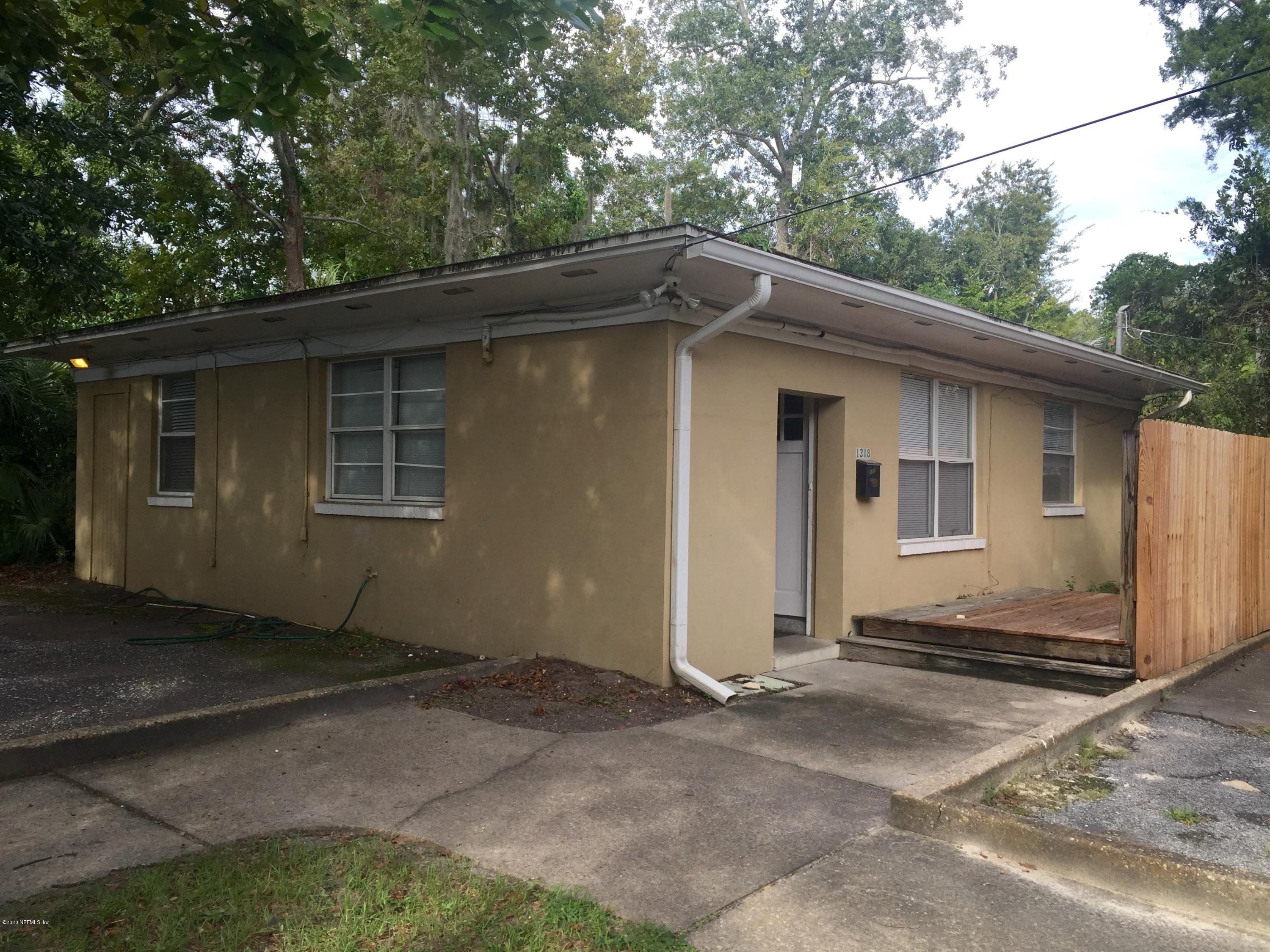 1318 WILLOW BRANCH, JACKSONVILLE, FLORIDA 32205, 2 Bedrooms Bedrooms, ,2 BathroomsBathrooms,Rental,For Rent,WILLOW BRANCH,1083175