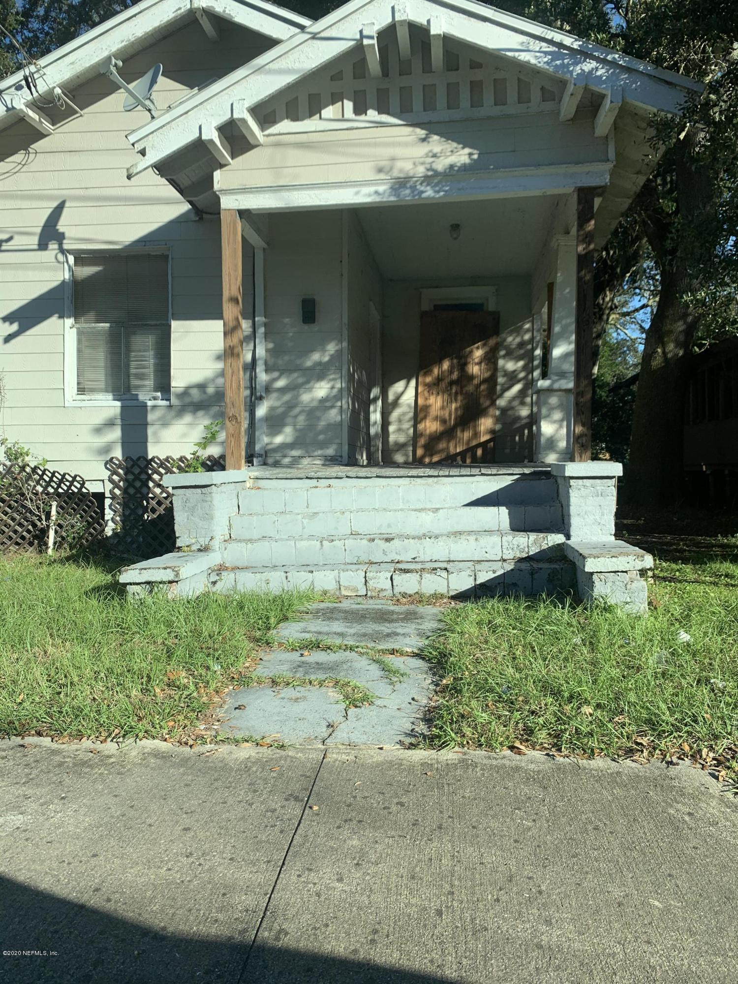 1117 11TH, JACKSONVILLE, FLORIDA 32206, 3 Bedrooms Bedrooms, ,1 BathroomBathrooms,Residential,For sale,11TH,1083194