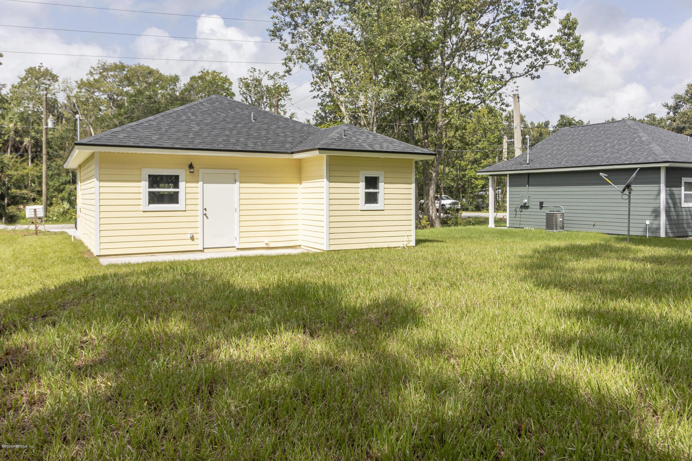 4652 AVENUE D, ST AUGUSTINE, FLORIDA 32095, 2 Bedrooms Bedrooms, ,2 BathroomsBathrooms,Rental,For Rent,AVENUE D,1083280