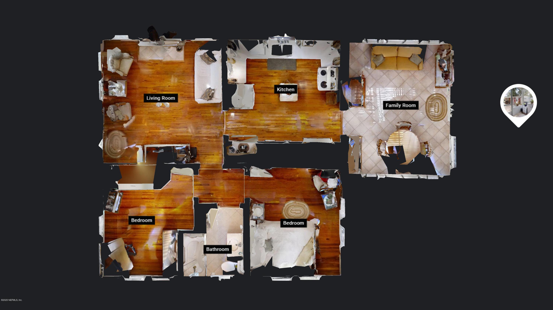 3760 HUNTER, JACKSONVILLE, FLORIDA 32205, 3 Bedrooms Bedrooms, ,2 BathroomsBathrooms,Investment / MultiFamily,For sale,HUNTER,1083347