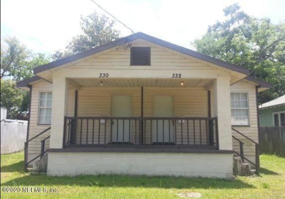 330/332 26TH, JACKSONVILLE, FLORIDA 32206, 4 Bedrooms Bedrooms, ,3 BathroomsBathrooms,Residential,For sale,26TH,1083440