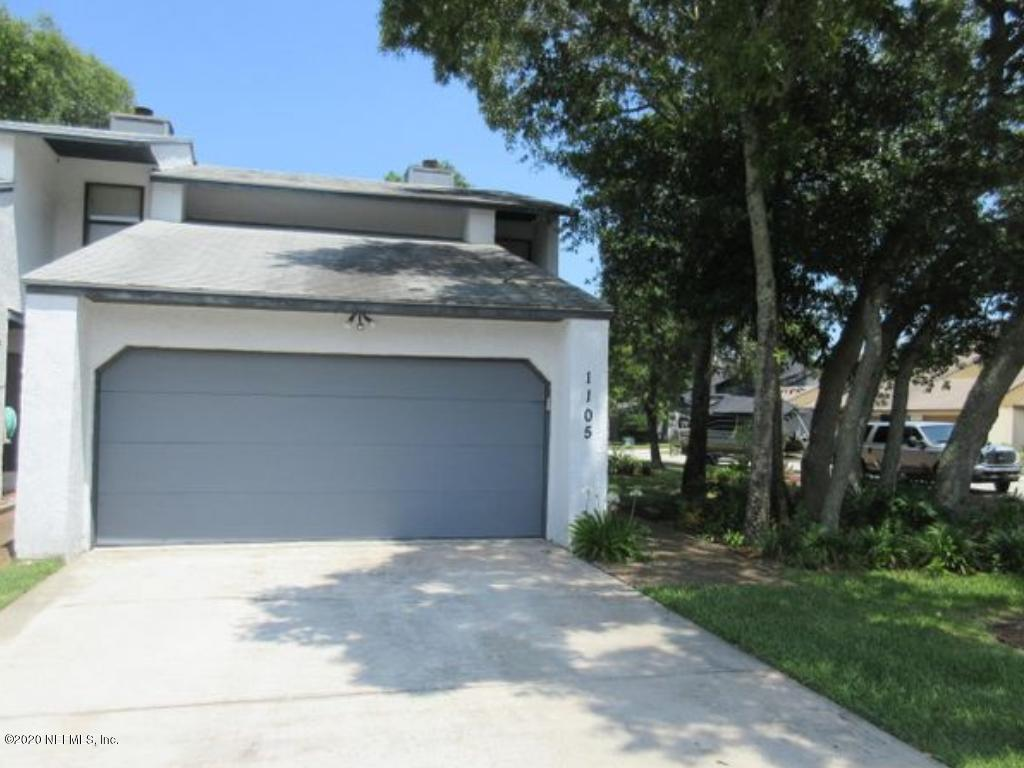 1105 ROMAINE, JACKSONVILLE, FLORIDA 32225, 2 Bedrooms Bedrooms, ,2 BathroomsBathrooms,Residential,For sale,ROMAINE,1083151