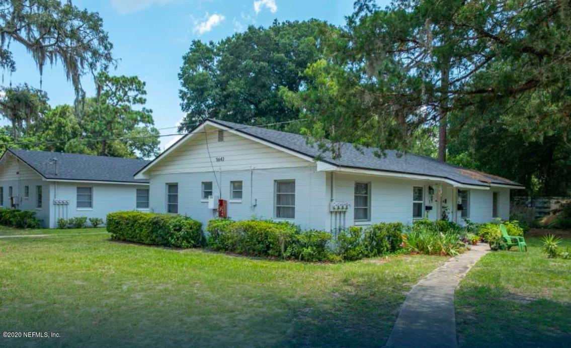 5659 MERRILL, JACKSONVILLE, FLORIDA 32277, 20 Bedrooms Bedrooms, ,18 BathroomsBathrooms,Investment / MultiFamily,For sale,MERRILL,1084059