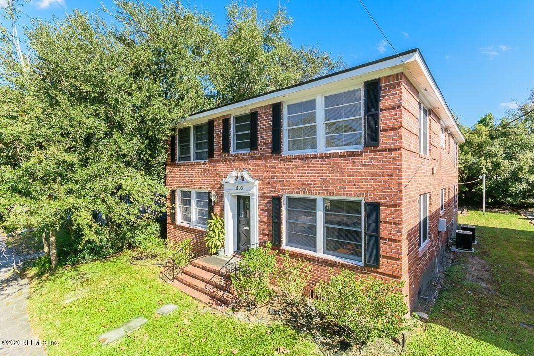 1103 CHERRY, JACKSONVILLE, FLORIDA 32205, ,Commercial,For sale,CHERRY,1084291