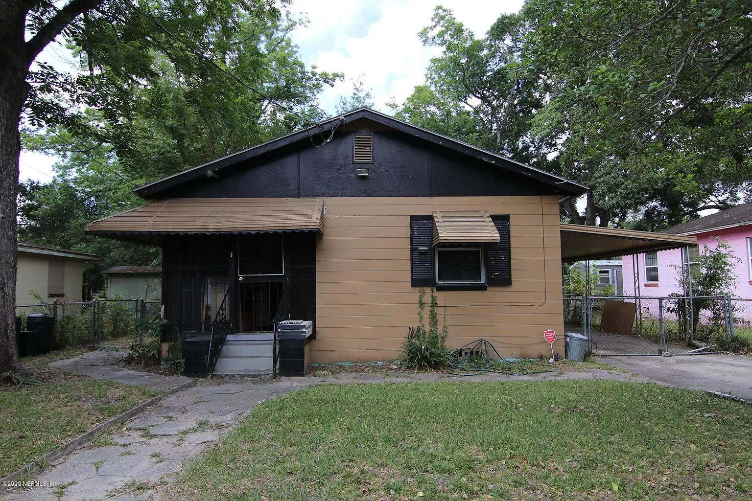 1570 34TH, JACKSONVILLE, FLORIDA 32209, 3 Bedrooms Bedrooms, ,1 BathroomBathrooms,Investment / MultiFamily,For sale,34TH,1080524