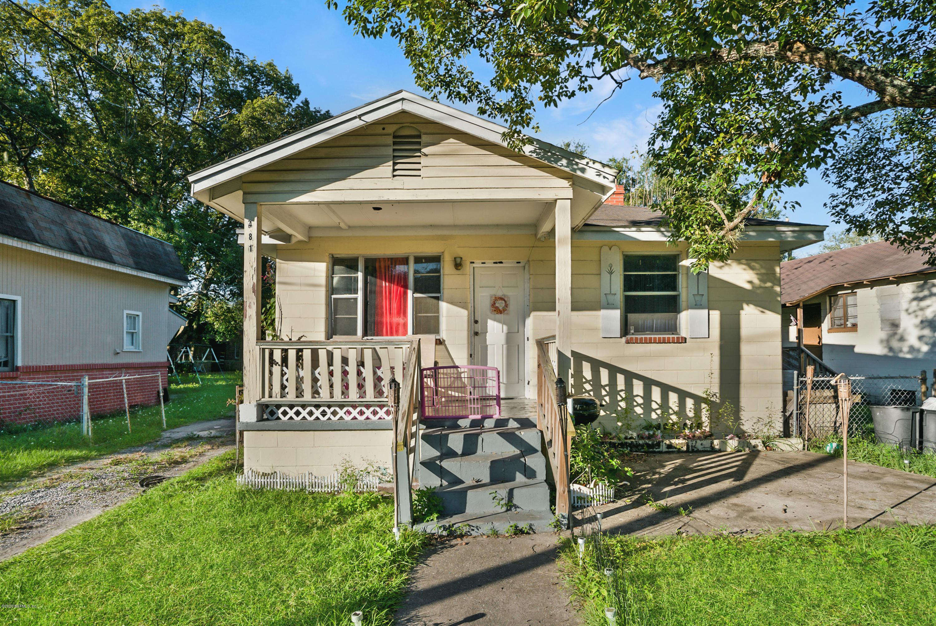 481 44TH, JACKSONVILLE, FLORIDA 32208, 9 Bedrooms Bedrooms, ,5 BathroomsBathrooms,Investment / MultiFamily,For sale,44TH,1085320