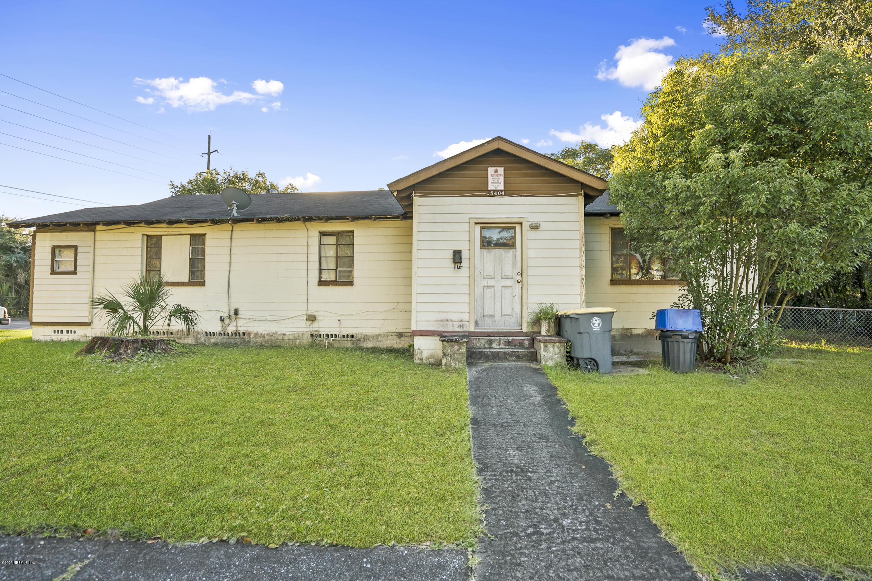 5404 TELFAIR, JACKSONVILLE, FLORIDA 32208, 9 Bedrooms Bedrooms, ,5 BathroomsBathrooms,Investment / MultiFamily,For sale,TELFAIR,1085325