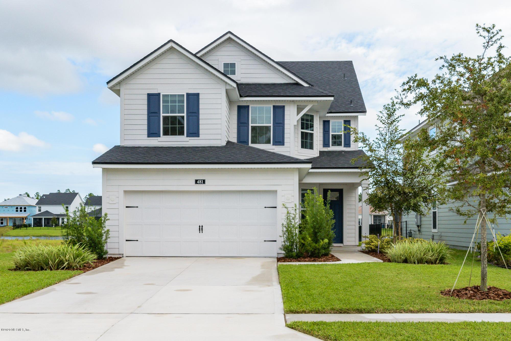 481 VISTA LAKE, PONTE VEDRA, FLORIDA 32081, 3 Bedrooms Bedrooms, ,2 BathroomsBathrooms,Residential,For sale,VISTA LAKE,1087192