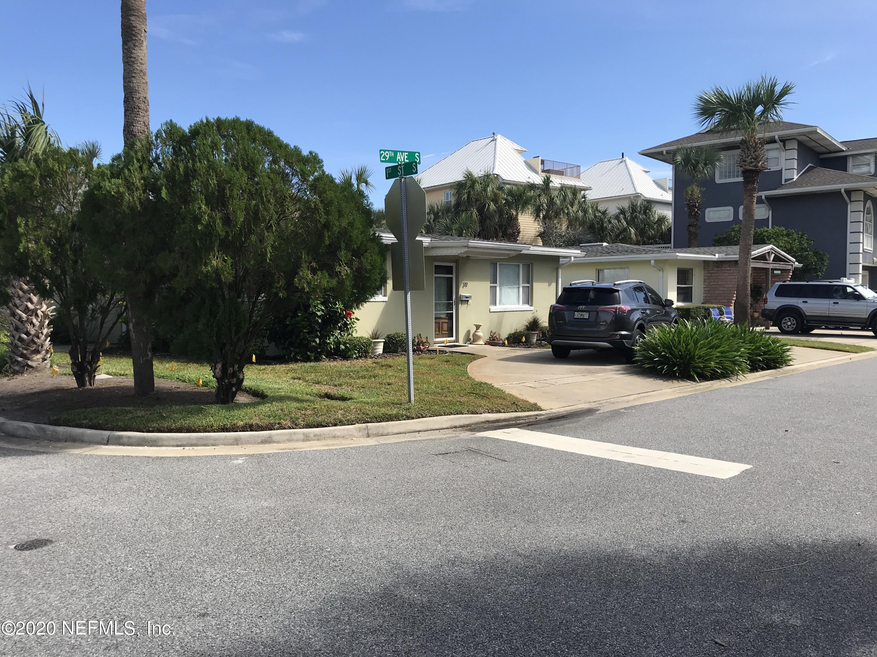 2811 1ST, JACKSONVILLE BEACH, FLORIDA 32250, 4 Bedrooms Bedrooms, ,4 BathroomsBathrooms,Investment / MultiFamily,For sale,1ST,1086651