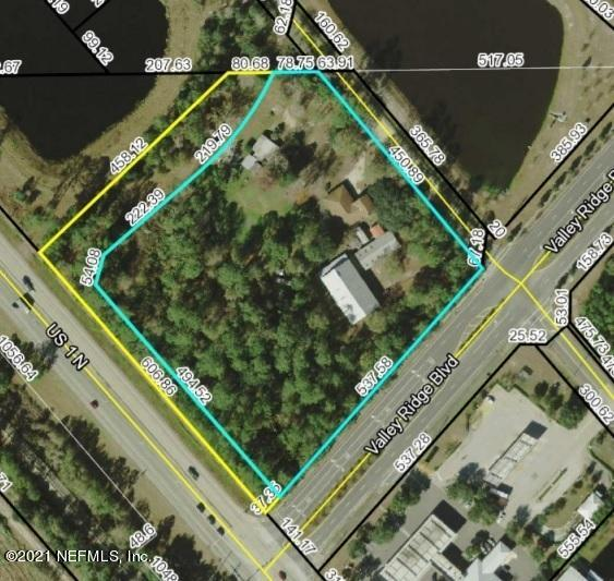 11035 OLD DIXIE, PONTE VEDRA, FLORIDA 32081, ,Vacant land,For sale,OLD DIXIE,1089083