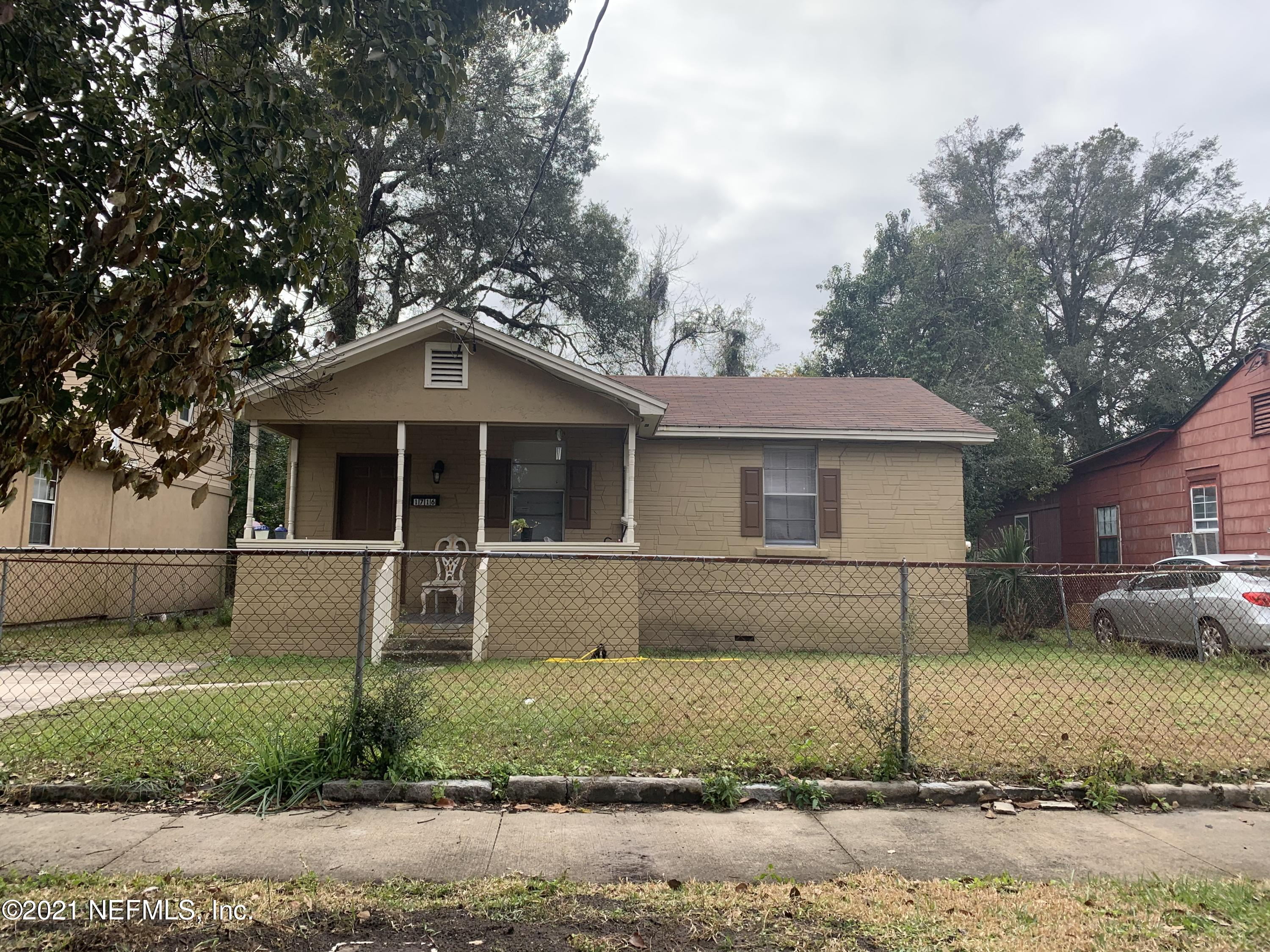 1716 24TH, JACKSONVILLE, FLORIDA 32206, 2 Bedrooms Bedrooms, ,1 BathroomBathrooms,Investment / MultiFamily,For sale,24TH,1089520
