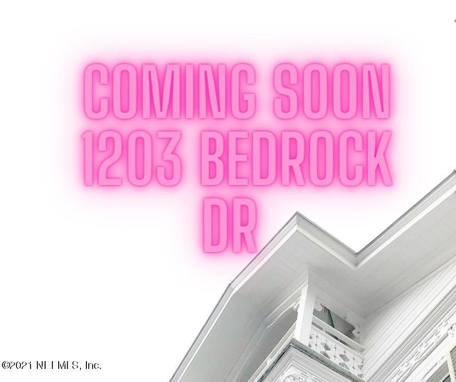 1203 BEDROCK, ORANGE PARK, FLORIDA 32065, 3 Bedrooms Bedrooms, ,2 BathroomsBathrooms,Residential,For sale,BEDROCK,1089684
