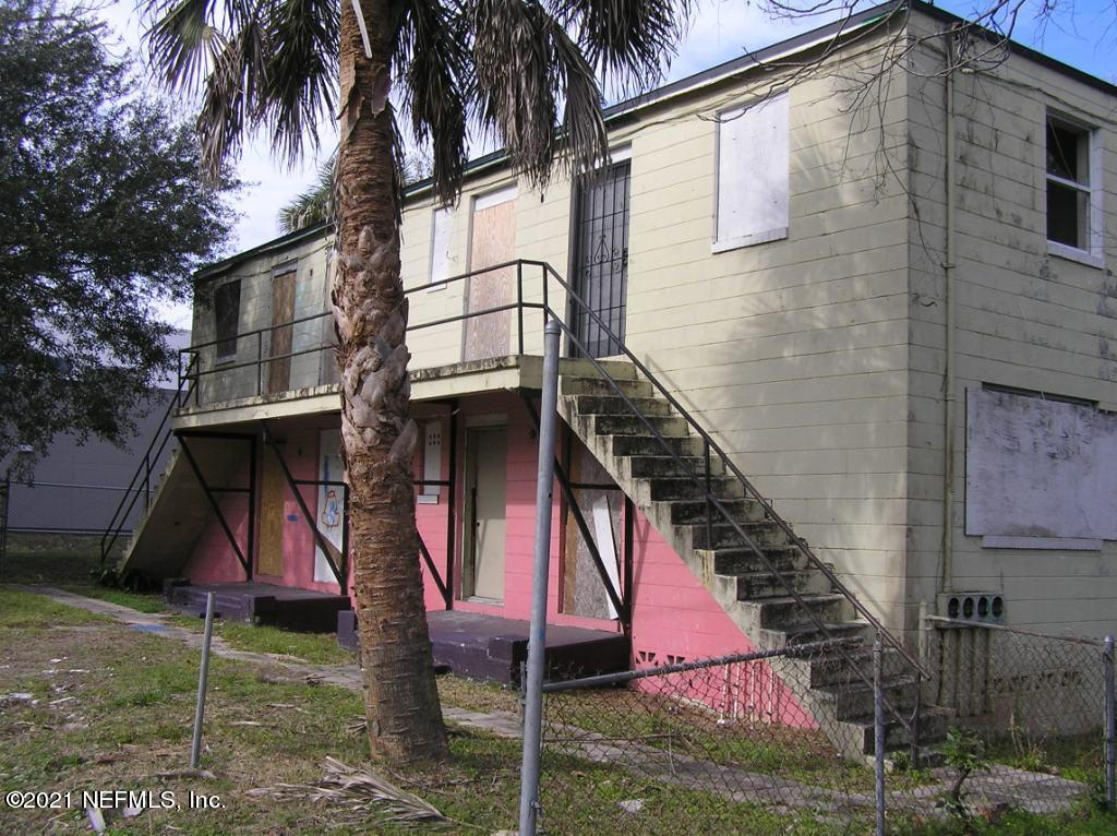 1017 6TH, JACKSONVILLE, FLORIDA 32209, 8 Bedrooms Bedrooms, ,4 BathroomsBathrooms,Investment / MultiFamily,For sale,6TH,1089871