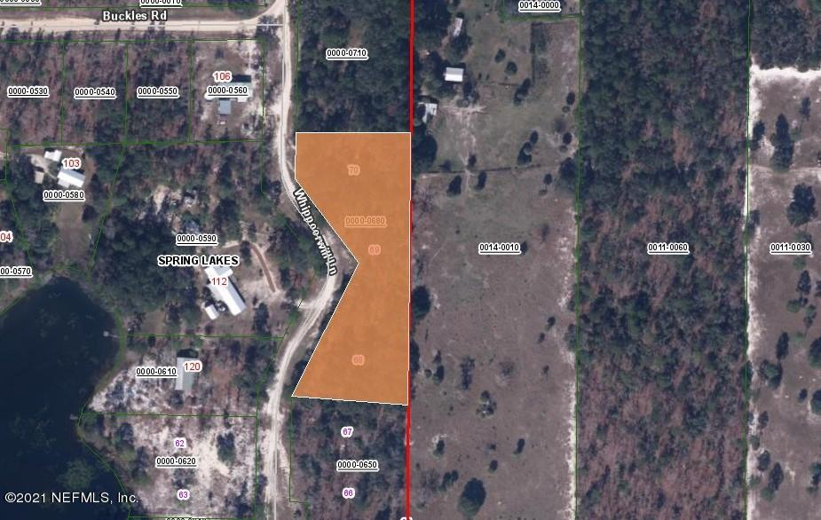119 WHIPPOORWILL, INTERLACHEN, FLORIDA 32148, ,Vacant land,For sale,WHIPPOORWILL,1090090