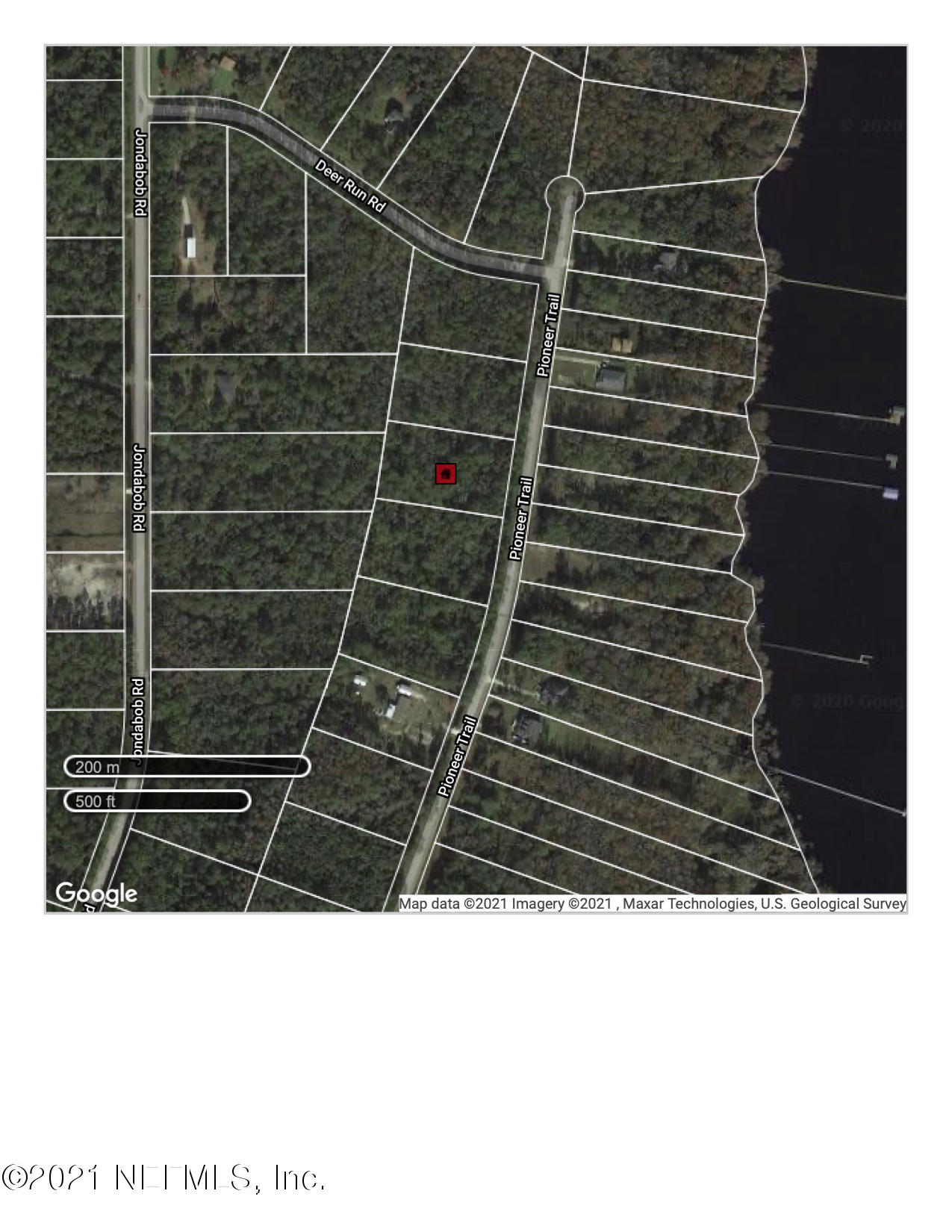 117 PIONEER, PALATKA, FLORIDA 32043, ,Vacant land,For sale,PIONEER,1090601