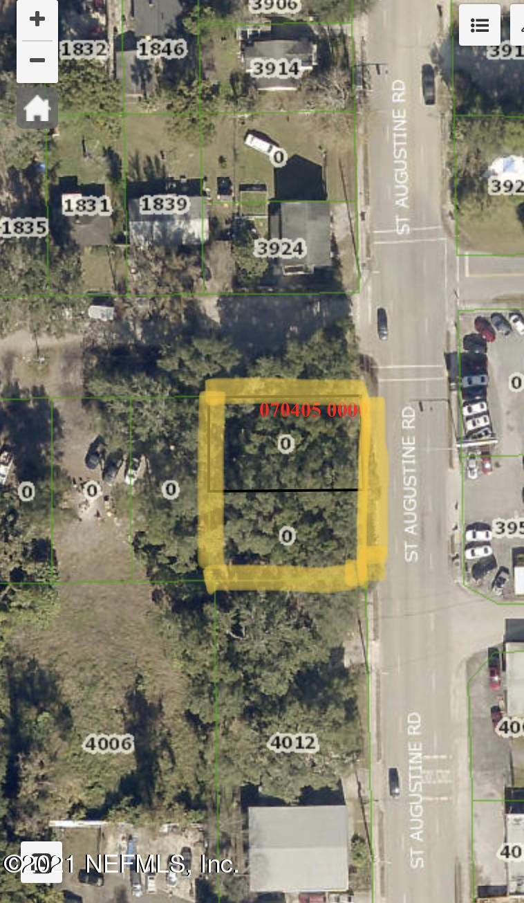 0 ST AUGUSTINE, JACKSONVILLE, FLORIDA 32207, ,Vacant land,For sale,ST AUGUSTINE,1090901