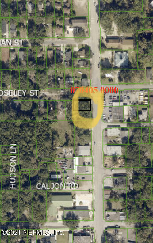 0 ST AUGUSTINE, JACKSONVILLE, FLORIDA 32207, ,Vacant land,For sale,ST AUGUSTINE,1090902