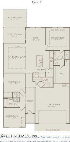 51 MYRTLE OAK, ST AUGUSTINE, FLORIDA 32092, 3 Bedrooms Bedrooms, ,2 BathroomsBathrooms,Residential,For sale,MYRTLE OAK,1091006