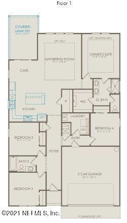 61 MYRTLE OAK, ST AUGUSTINE, FLORIDA 32092, 4 Bedrooms Bedrooms, ,2 BathroomsBathrooms,Residential,For sale,MYRTLE OAK,1091003
