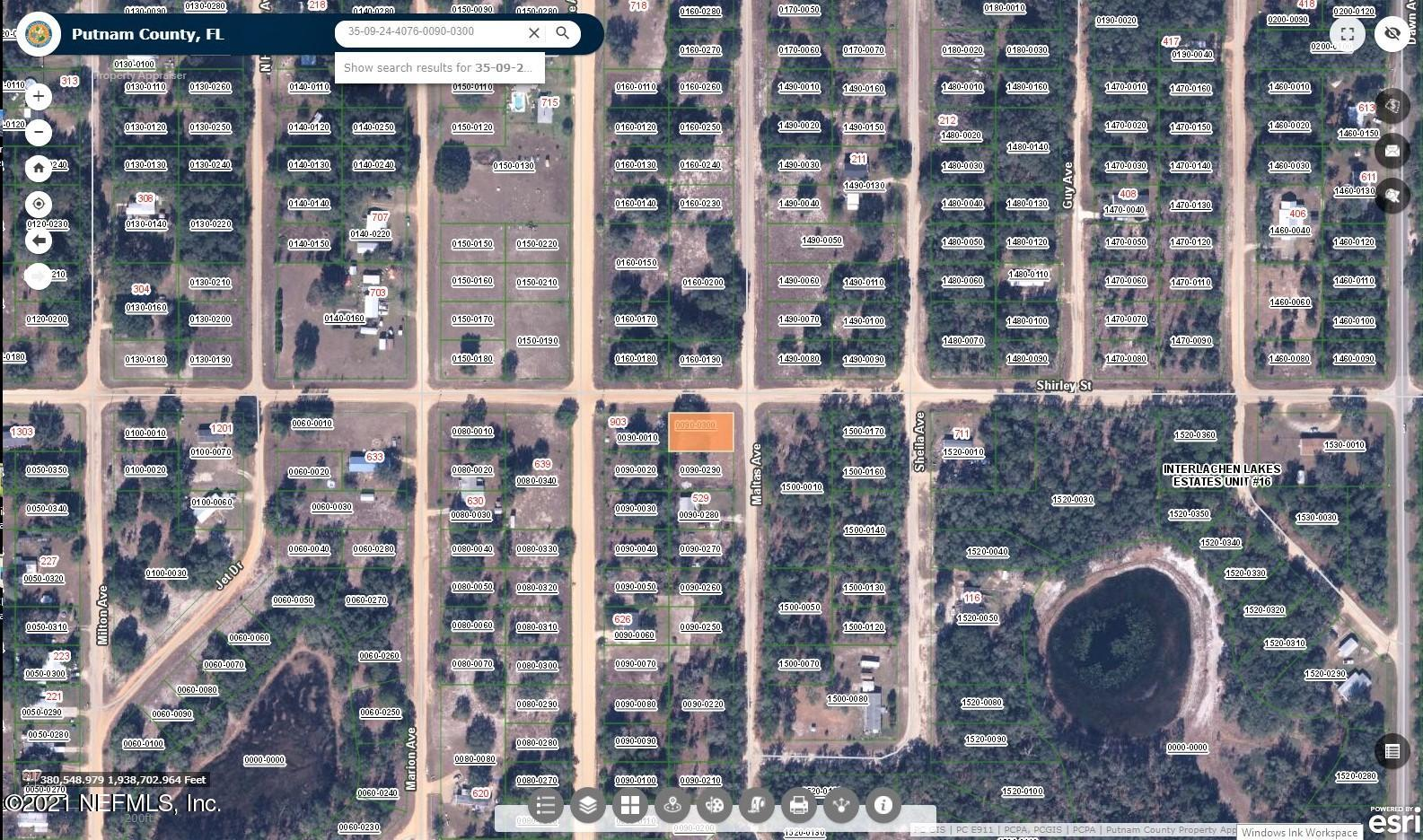 533 MALTAS, INTERLACHEN, FLORIDA 32148, ,Vacant land,For sale,MALTAS,1091763