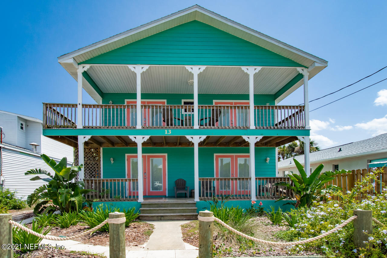 13 D, ST AUGUSTINE, FLORIDA 32080, 4 Bedrooms Bedrooms, ,4 BathroomsBathrooms,Investment / MultiFamily,For sale,D,1093931