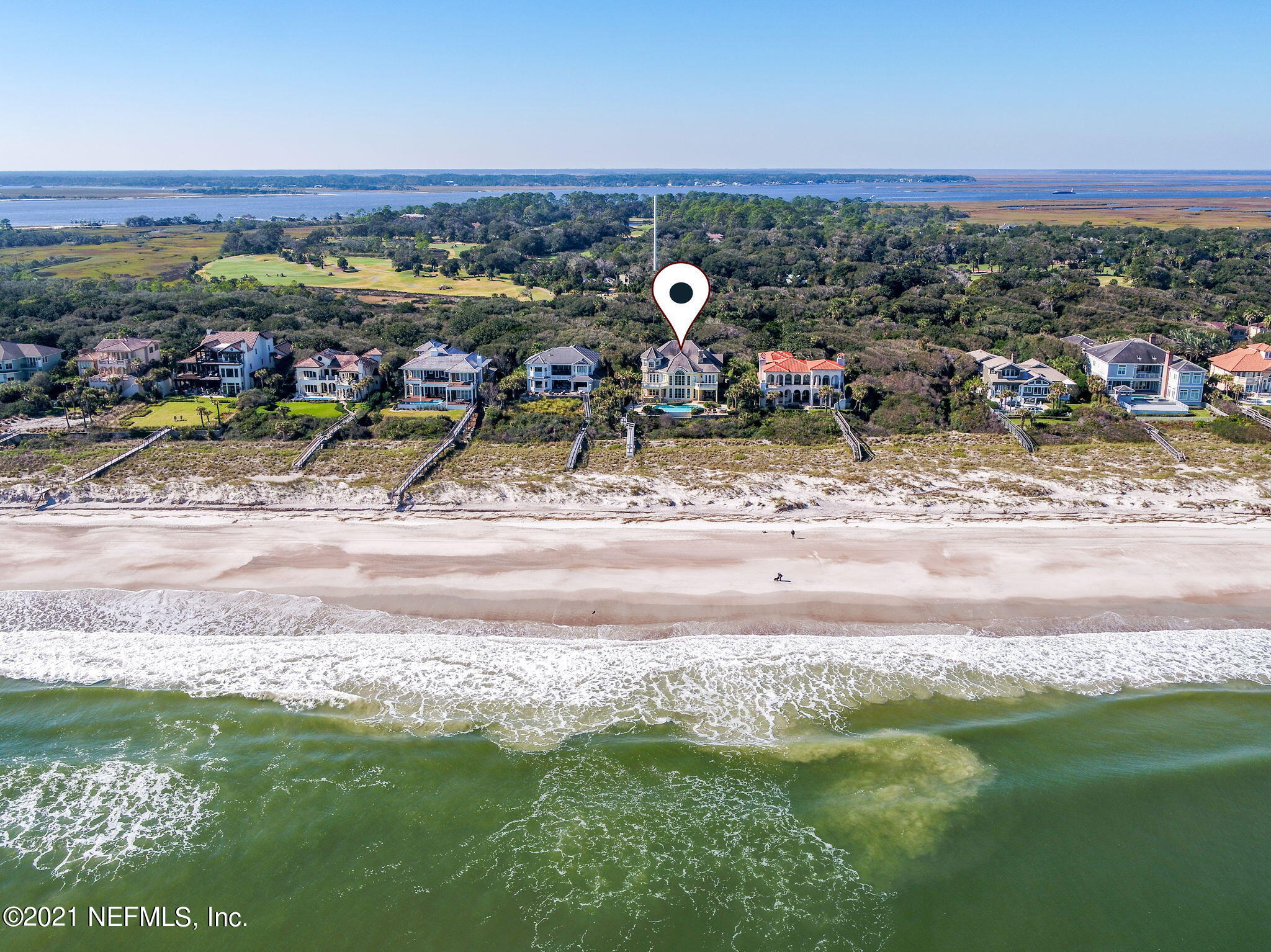 8334 SANCTUARY, AMELIA ISLAND, FLORIDA 32034, 5 Bedrooms Bedrooms, ,6 BathroomsBathrooms,Residential,For sale,SANCTUARY,1098692