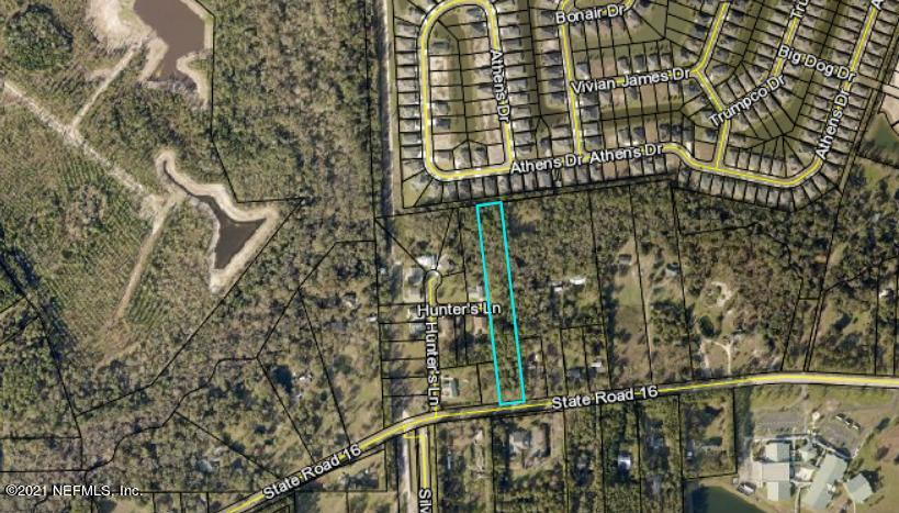 6750 STATE ROAD 16, ST AUGUSTINE, FLORIDA 32092, ,Vacant land,For sale,STATE ROAD 16,1009143
