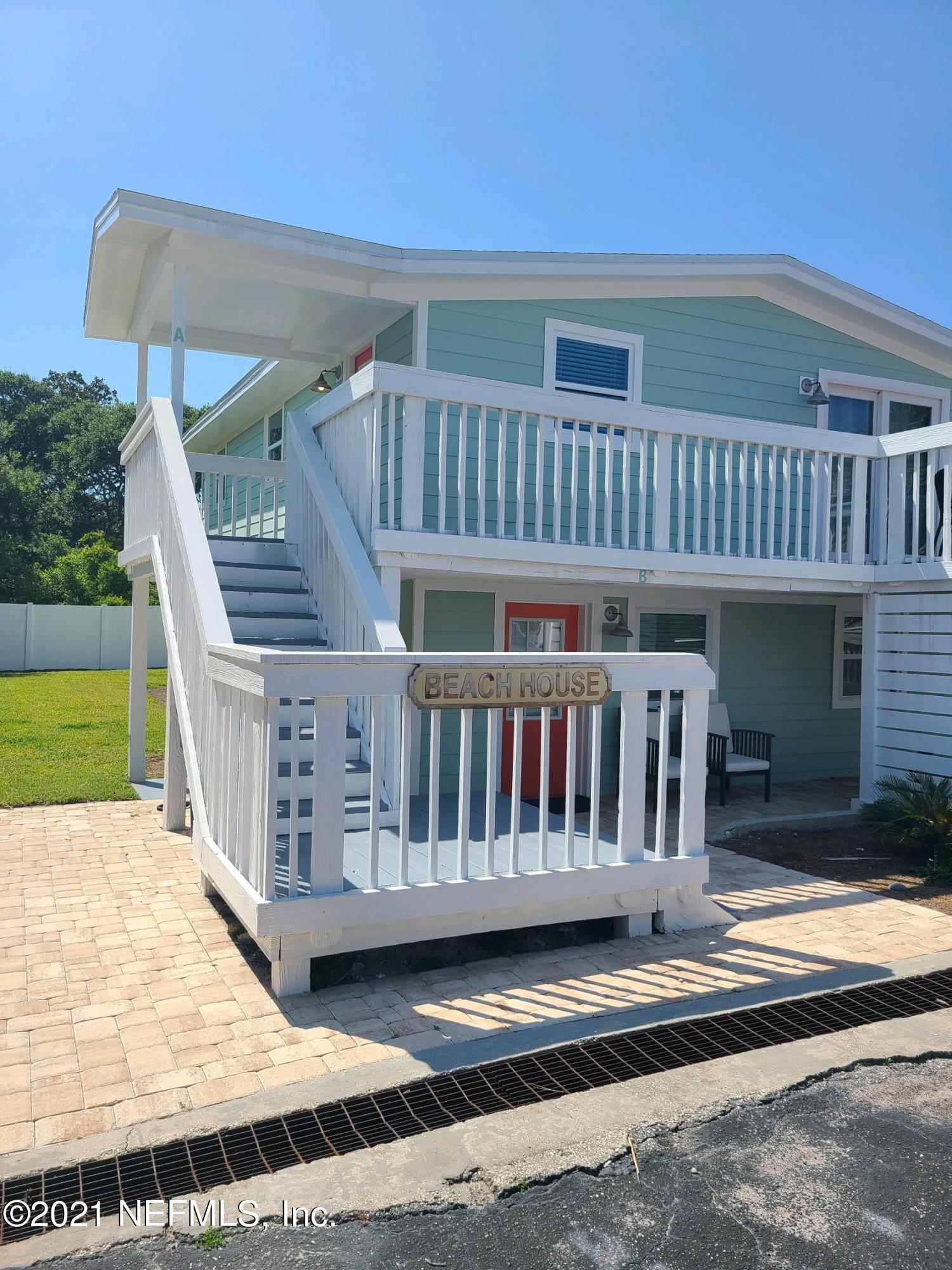 3423 FLETCHER, FERNANDINA BEACH, FLORIDA 32034, 5 Bedrooms Bedrooms, ,2 BathroomsBathrooms,Investment / MultiFamily,For sale,FLETCHER,1107185