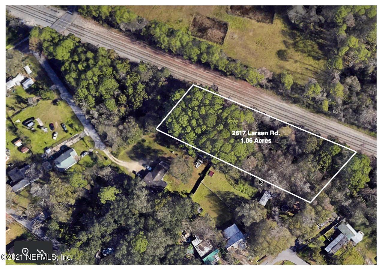 2817 LARSEN, JACKSONVILLE, FLORIDA 32207, ,Vacant land,For sale,LARSEN,1108818