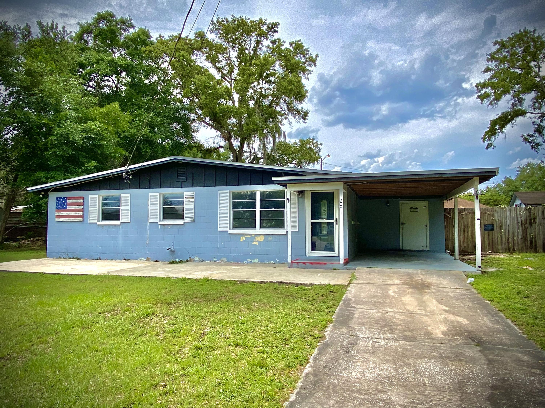 201 HILLTOP, ORANGE PARK, FLORIDA 32073, 3 Bedrooms Bedrooms, ,1 BathroomBathrooms,Residential,For sale,HILLTOP,1109673