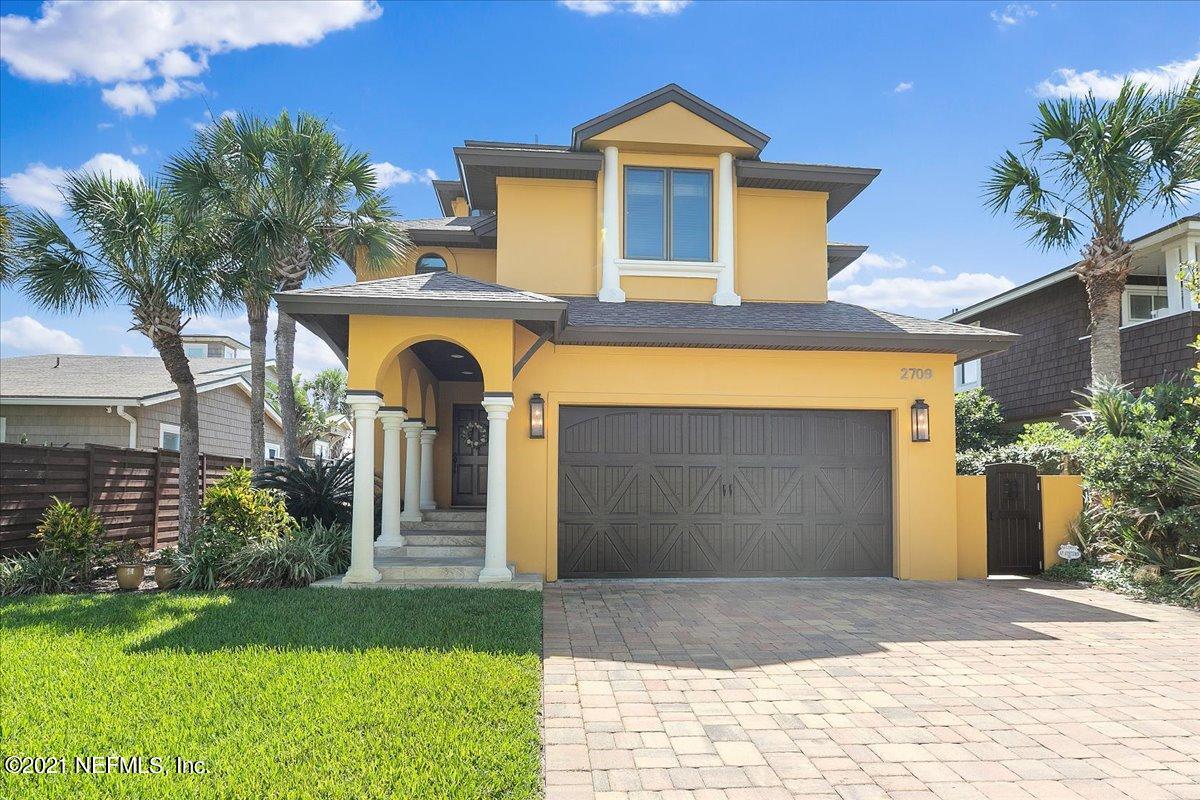 2709 OCEAN, JACKSONVILLE BEACH, FLORIDA 32250, 3 Bedrooms Bedrooms, ,3 BathroomsBathrooms,Residential,For sale,OCEAN,1113247