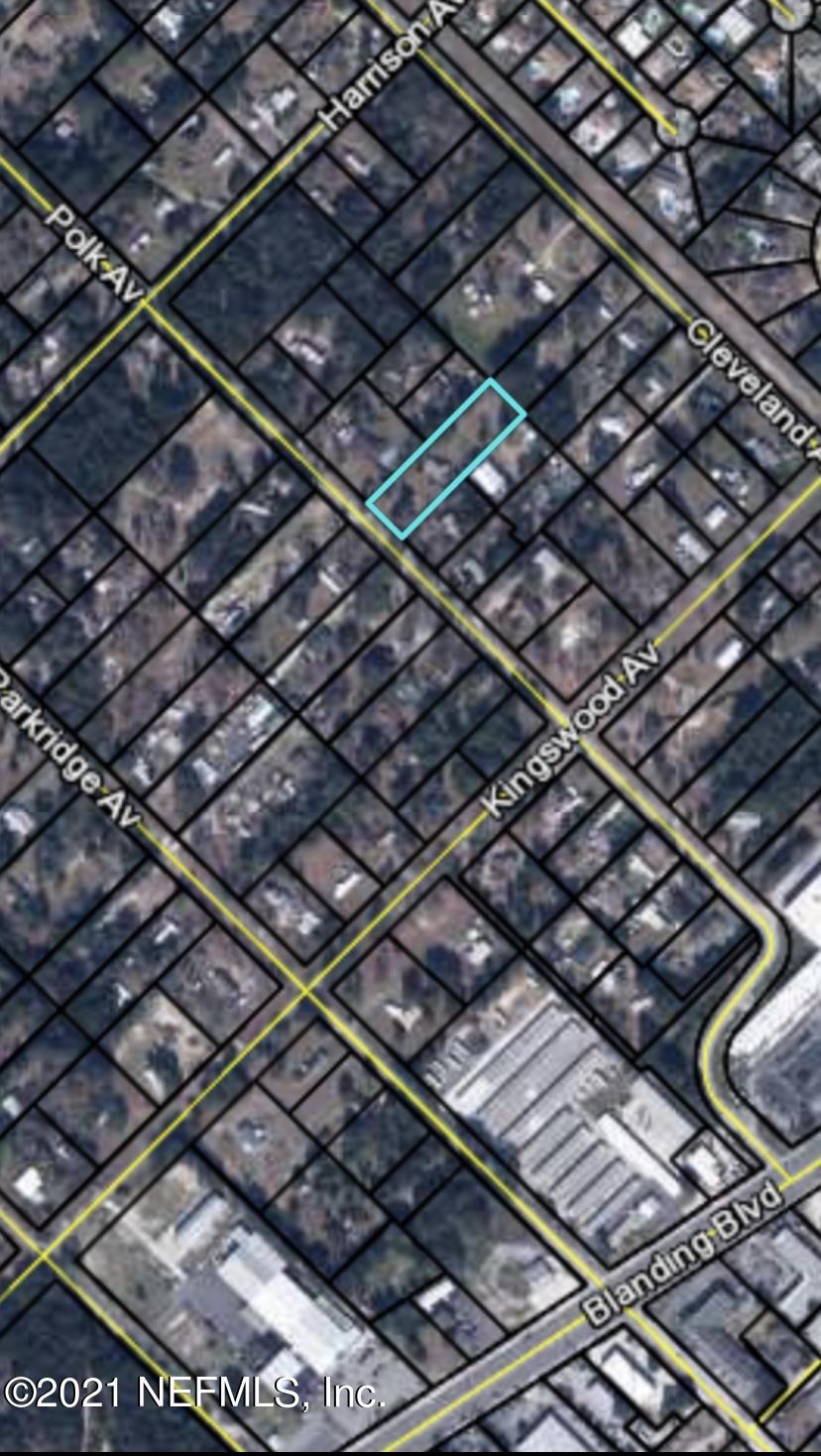 0 PARKRIDGE, ORANGE PARK, FLORIDA 32065, ,Vacant land,For sale,PARKRIDGE,1113875