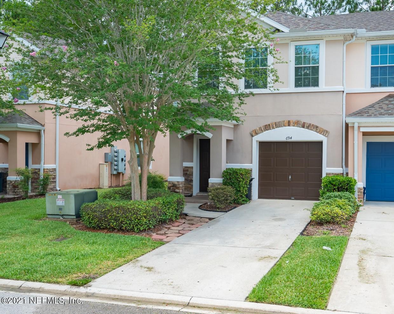 694 CRYSTAL, ORANGE PARK, FLORIDA 32065, 2 Bedrooms Bedrooms, ,2 BathroomsBathrooms,Residential,For sale,CRYSTAL,1114501