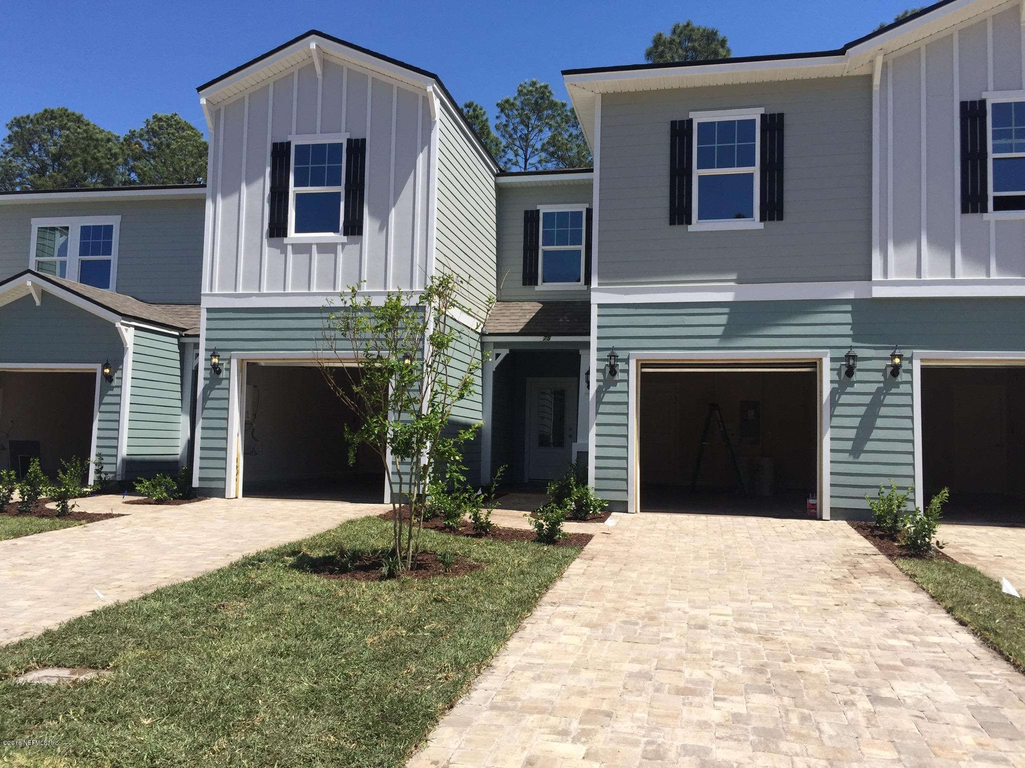 75 CANARY PALM, PONTE VEDRA, FLORIDA 32081, 3 Bedrooms Bedrooms, ,2 BathroomsBathrooms,Rental,For Rent,CANARY PALM,1114886