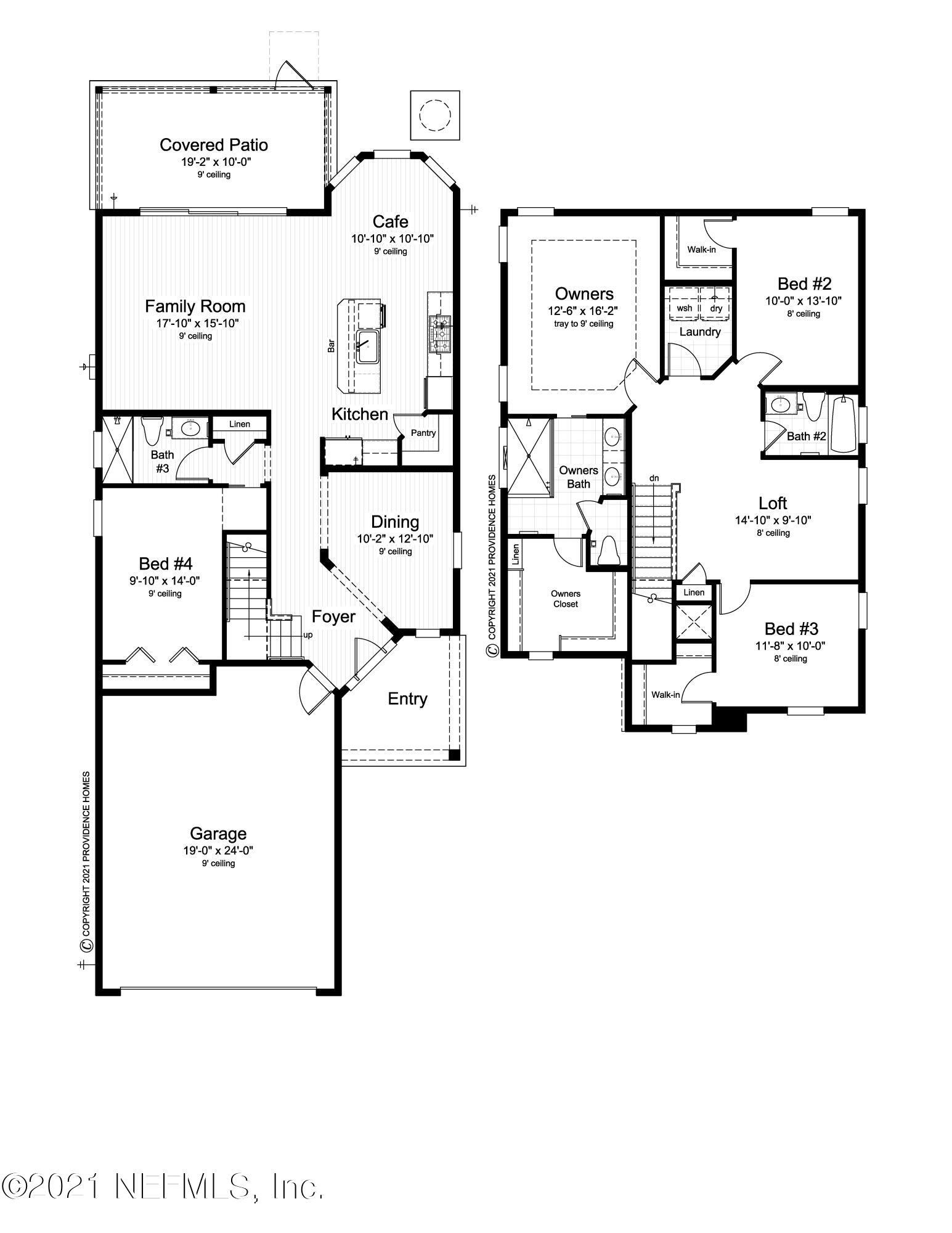 135 ANDESITE, PONTE VEDRA, FLORIDA 32081, 4 Bedrooms Bedrooms, ,3 BathroomsBathrooms,Residential,For sale,ANDESITE,1115656