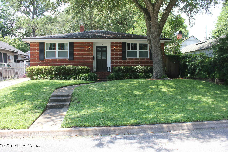1748 GREENWOOD, JACKSONVILLE, FLORIDA 32205, 2 Bedrooms Bedrooms, ,1 BathroomBathrooms,Residential,For sale,GREENWOOD,1115837