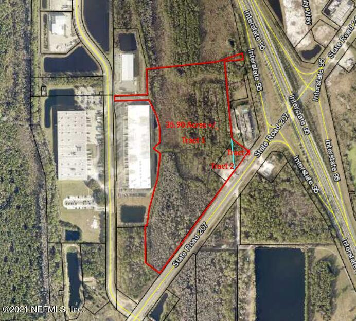 2645 STATE RD 207, ELKTON, FLORIDA 32033, ,Vacant land,For sale,STATE RD 207,1121938